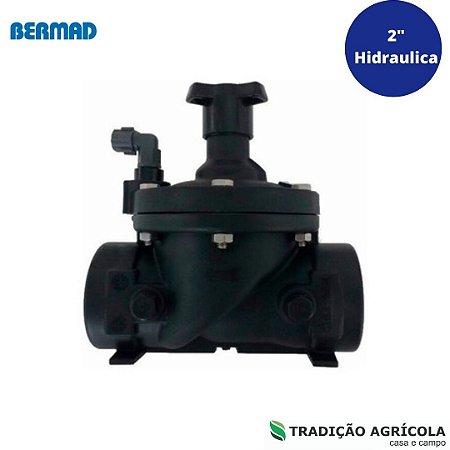 "VALVULA BERMAD PLASTICA S-205 2"" COM FECHO"