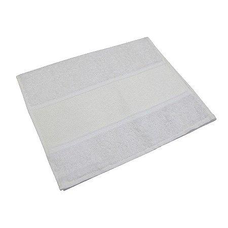 Toalha de Lavabo Luxo Branca