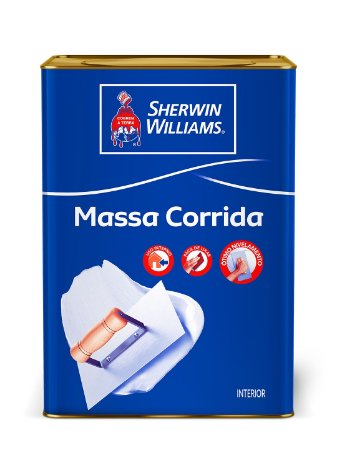 Massa Corrida Metalatex 18L