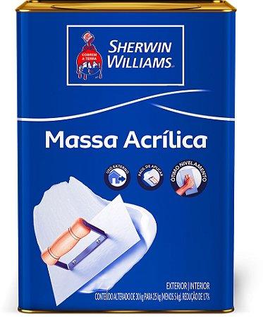 Massa Acrílica Metalatex 18L