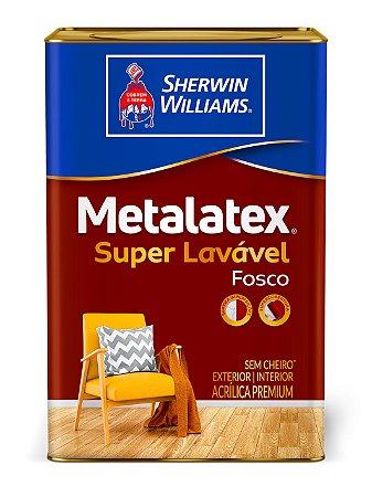 Metalatex Super Lavável Fosco 18L