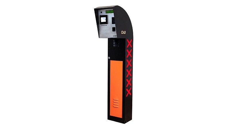 Totem Facial Biometria Teclado e Cartão de Proximidade - CAD Controle de Acesso Digital