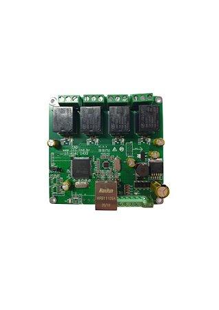 Placa controladora CAD TC/IP