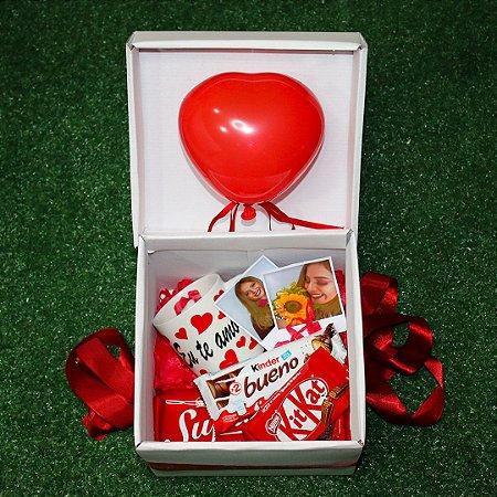 Caixa Gesto de Amor