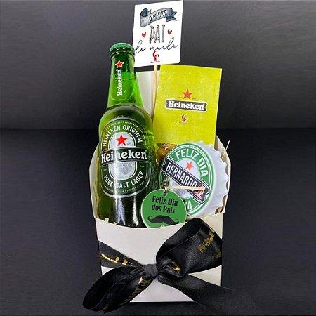 Caixa Happy Hour Heineken