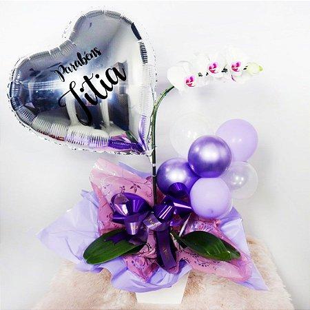 Orquídea Gesto Doce
