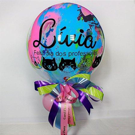 Balão Tie Dye