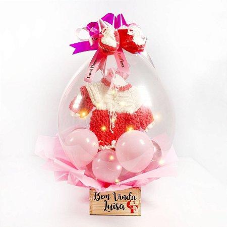 Balão Surpresa Maternidade