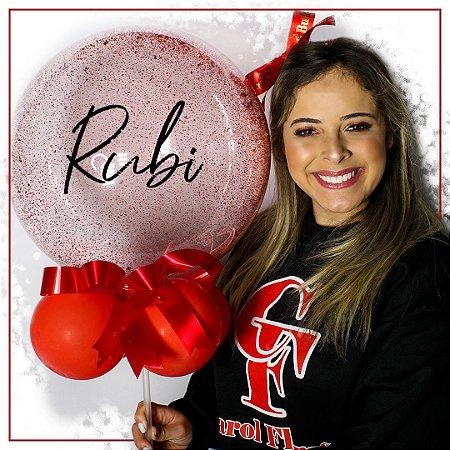 Balão Rubi