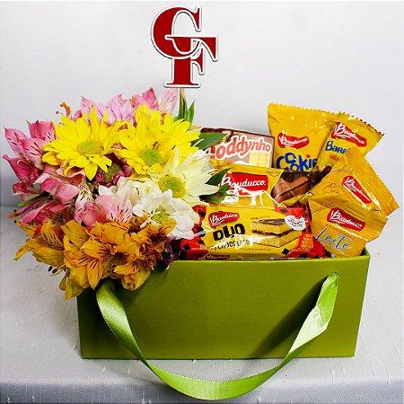 Box Matial Floral