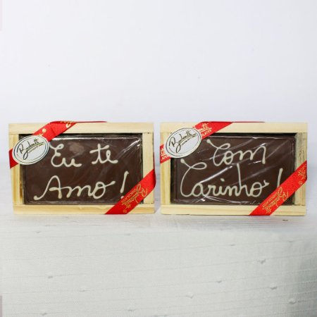 Placa de chocolate