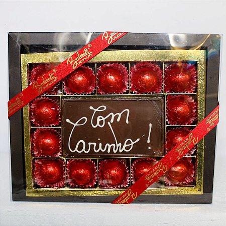 Placa de chocolate GG