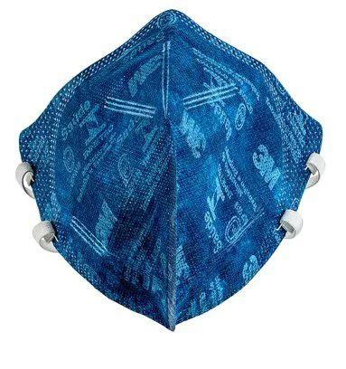 Máscara de Proteção Respiratória Dobrável 3M™ 9820+BR PFF-2(S)