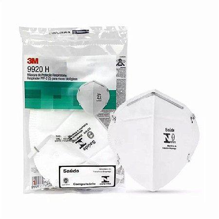 Respirador Descartável PFF2 9920H 3M