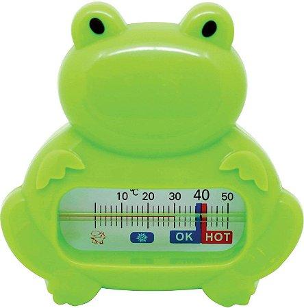 Pais & Filhos Termômetro para Banho Sapinho