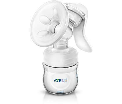 Philips Avent Extrator de leite Manual