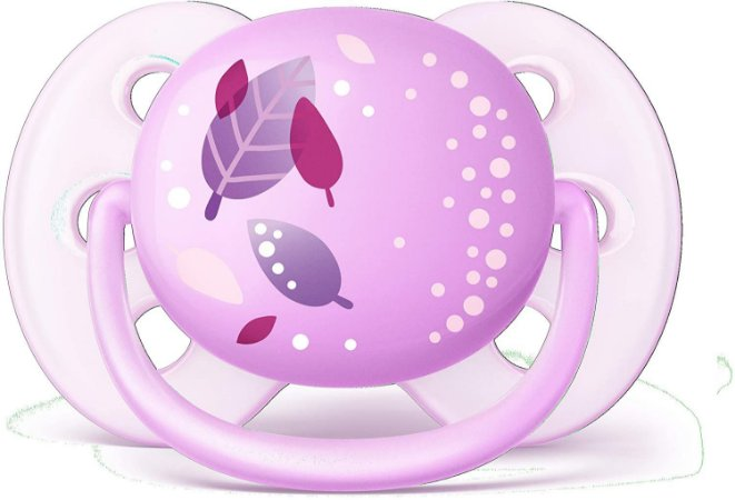 Philips Avent Chupeta Ultra Soft Rosa