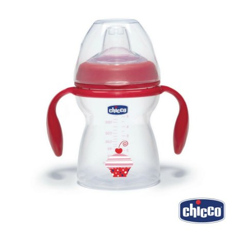 Chicco Copo Treinamento Natural Fit - 250 ml
