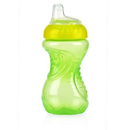Nuby  Copo Easy Grip Verde - 295ml +6 Meses