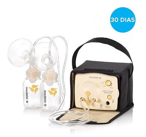 Extrator Medela Pump In Style - Plano 30 Dias R$149,00+ Kit Extração Individual duplo