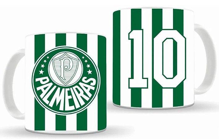Caneca personalizada  Palmeiras