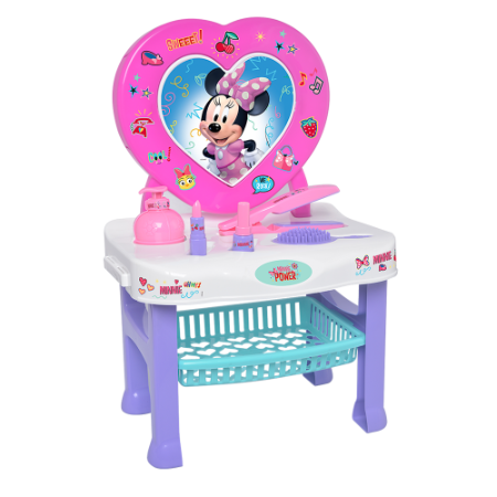 Penteadeira Infantil Disney Minnie