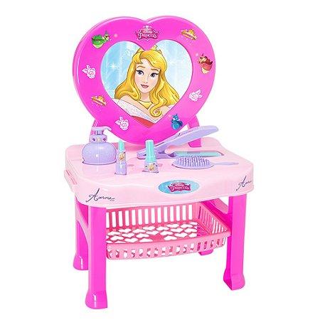 Penteadeira Infantil Disney Princesa Aurora