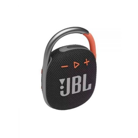 Caixa de Som JBL Bluetooth CLIP 4 à Prova D'água JBLCLIP4BLKO Preto - JBL