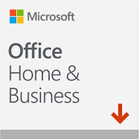 Licença Esd Office Home e Business 2019 - Microsoft