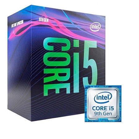 Processador Intel Core i5-9400 9Mb Lga 1151 Coffeelake 9 Geração - BX80684I59400 - Intel