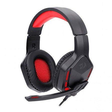 Headset Gamer Redragon Themis 2 50mm P2 H220N Preto - Redragon