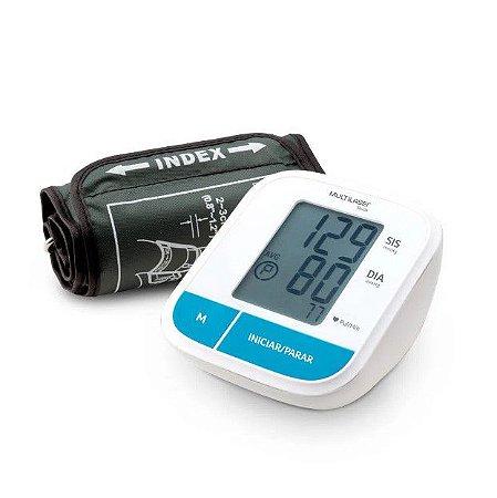 Monitor De Pressão Arterial de Braço Saúde HC206 - Multilaser