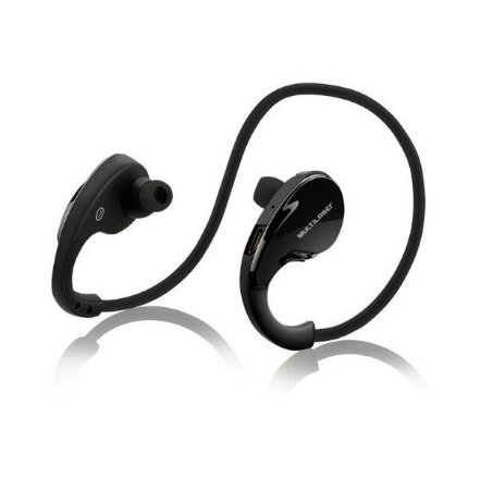 Fone de Ouvido Arco Sport Bluetooth PH181 Preto - Multilaser