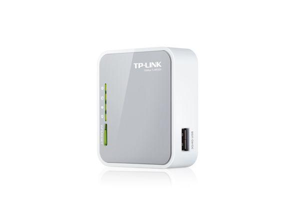 Roteador Portátil Wireless N 3G/4G TL-MR3020 - TP-Link