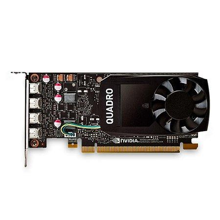 Placa de vídeo  Nvidia  Quadro P1000 - PNY