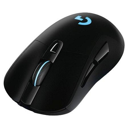 Mouse Gamer Logitech G703 Sem Fio Hero 16k Lightspeed Rgb 16000Dpi - Logitech