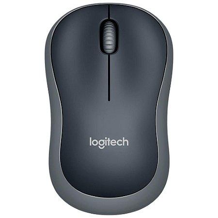 Logitech Wireless Logitech M185 Cinza - Logitech