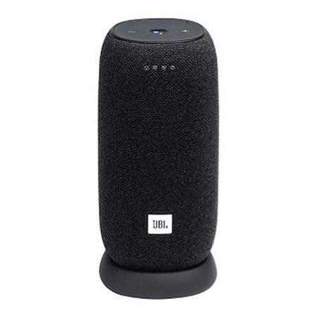 Caixa De Som Jbl Com Bluetooth Google Assistente À Prova D Água 20W Preto - JBL