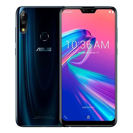 Smartphone Asus Max Pro M2 64Gb Câmera 12Mp ZB631KL-4D094BR Black Saphire - Asus