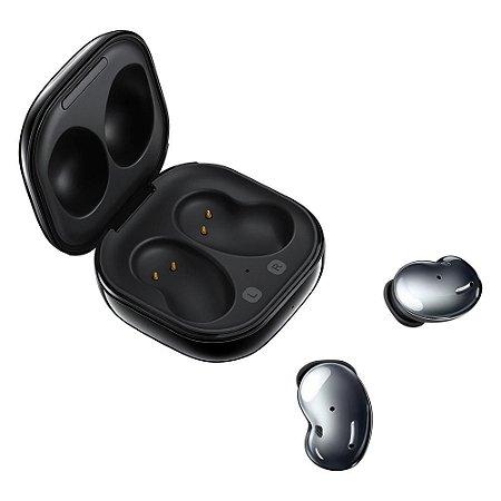 Fone de Ouvido Bluetooth Galaxy Buds Live Com Microfone SM-R180NZKPZTO Preto - Samsung