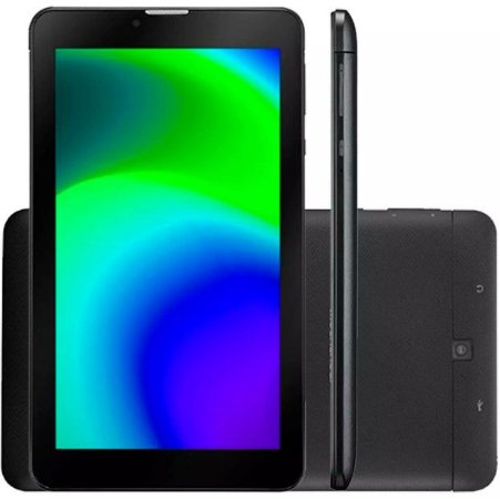 Tablet M7 7Pol 3G Wi-Fi 32Gb Android 11 Quad-Core Câmera Integrada - Multilaser