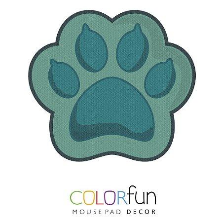 Mousepad / Imã Decorativo ColorFun  Cat Paw - Reliza