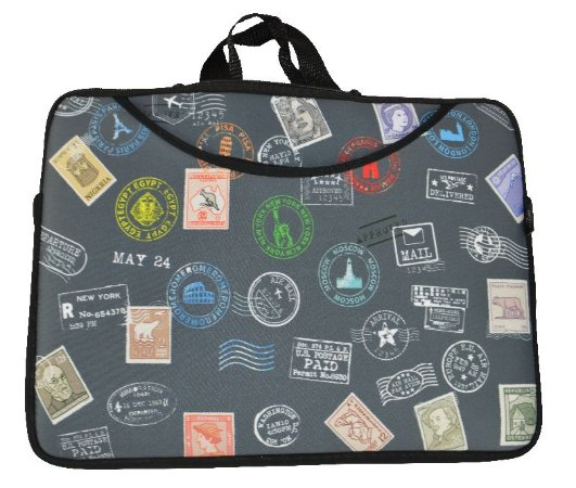 Case para Notebook Bolso Frontal 14″ The Traveler - Reliza