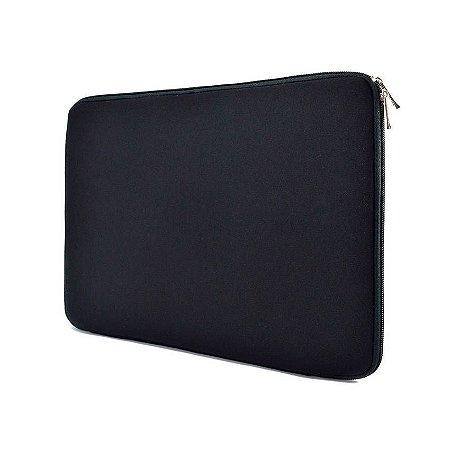 "Case para Notebook Basic 14"" Preto - Reliza"
