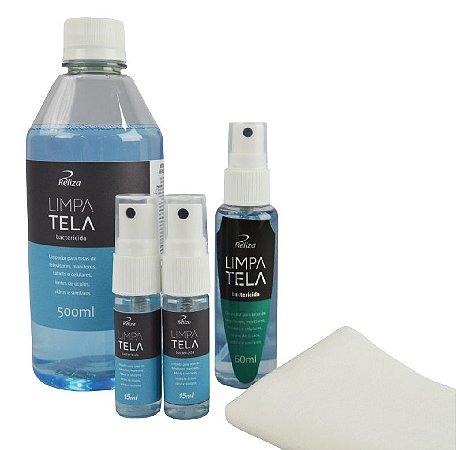 Kit Limpa Tela Bactericida - Reliza