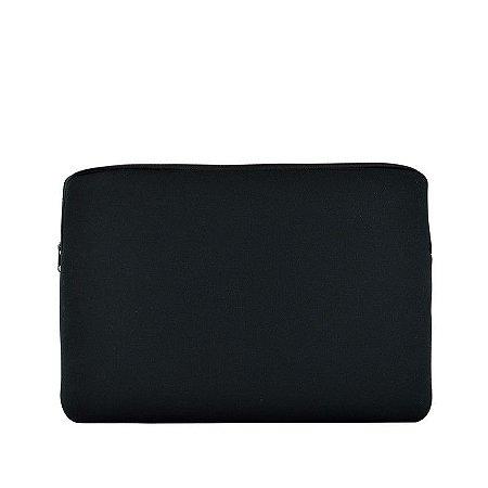 """Case para Notebook Slim 15.6"""" Preto - Reliza"""
