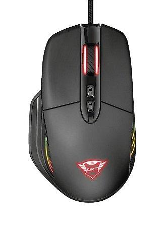 Mouse Gamer Xidon 10000Dpi 8 Botões GXT 940 Rgb 23574 - Trust