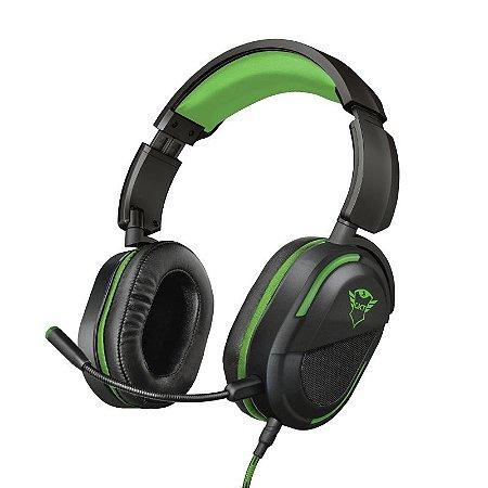 Headset Gamer Legion Com Microfone 50mm GXT 422G - 23402 - Trust
