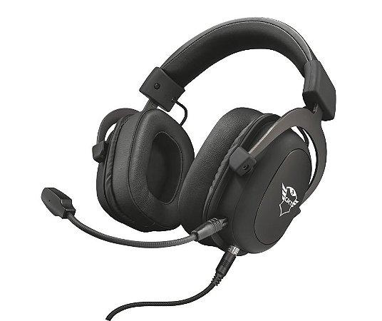 Headset Gamer Zamak 53mm GXT 414 - 23310 - Trust