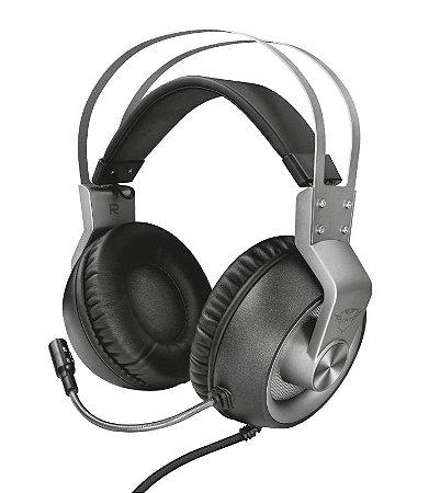 Headset Gamer Ironn 50mm GXT 43087 - 23209 - Trust